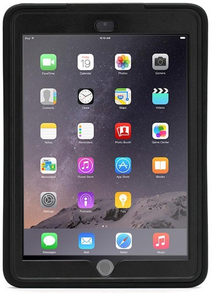 Griffin Survivor Slim Hardcase iPad Air 2 Schwarz