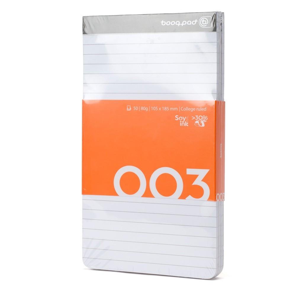 Booq Notepad für BooqPad iPad mini 1/2/3 Liniert
