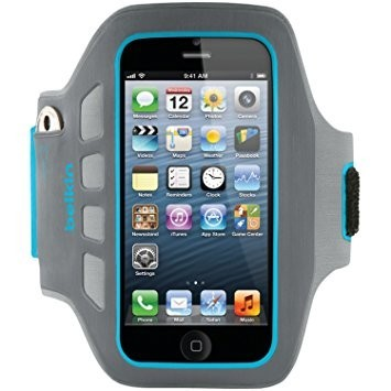 Belkin Easefit Plus iPhone 5(S) Touch 5G Sport Armband Reflection