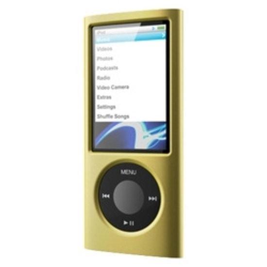 Cubes iPod Nano 5G Gold