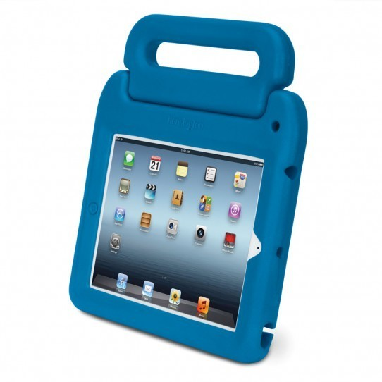 Kensington SafeGrip rugged Case iPad 2/3/4 blau