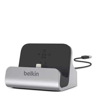 Belkin Sync-/Lade- Dockingstation iPhone 5(S)SE / iPod Touch 5G