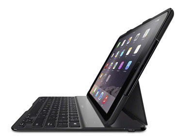 Belkin QODE Ultimate Keyboard Case iPad Air 1/2 schwarz