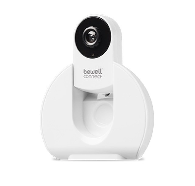 Bewell Connect - MyMiniCam weiß