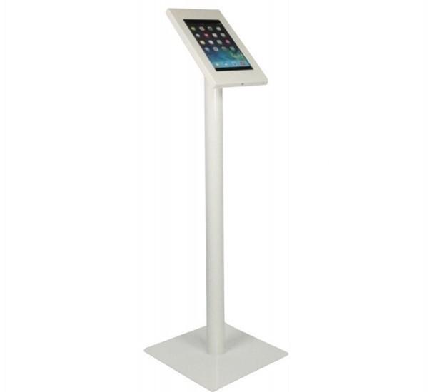 Ergo Tablet Bodenständer Securo iPad Mini und Galaxy Tab 3 weiß