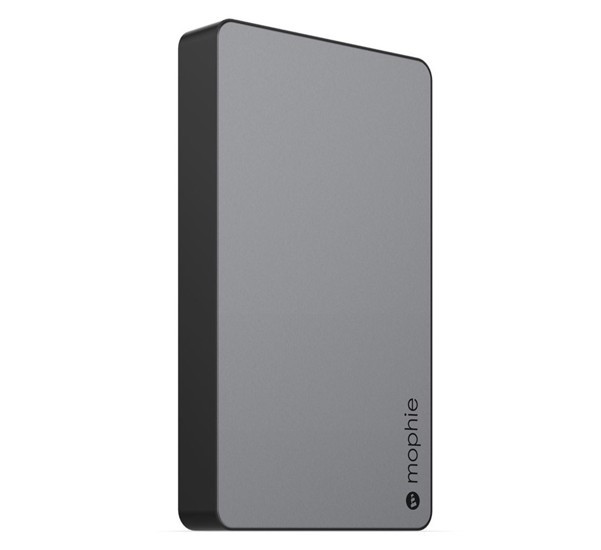 Mophie Universal Quick Charge External Battery 6000mAh Grau