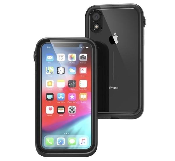 Catalyst Waterproof Case iPhone XR schwarz