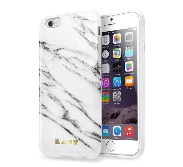 Laut Huex case iPhone 6(S) Marble weiß