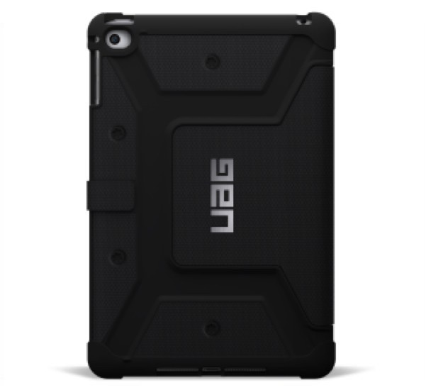 Urban Armor Gear Folio case iPad Mini 4 schwarz