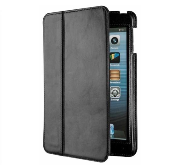 Sena Florence iPad Mini 1 / 2 / 3 Lederhülle schwarz