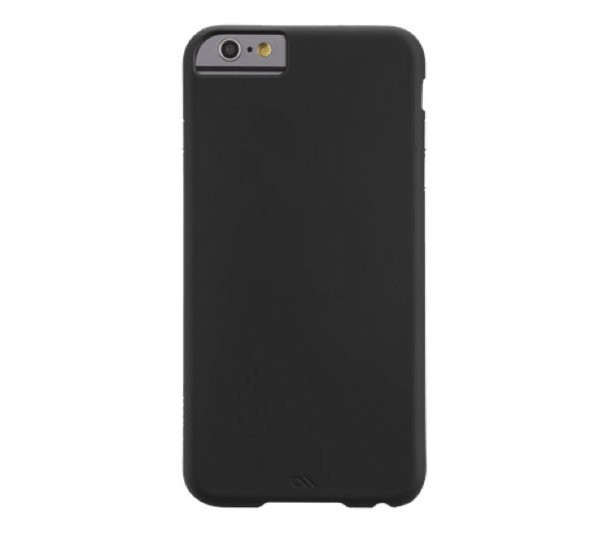 Case-Mate Barely There iPhone 6(S) Plus schwarz