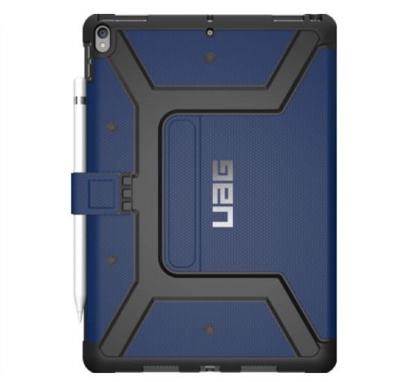 "Urban Armor Gear Metropolis case iPad Pro 12,9"" blau"