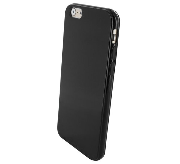 Mobiparts Essential TPU Hülle iPhone 6(S) schwarz