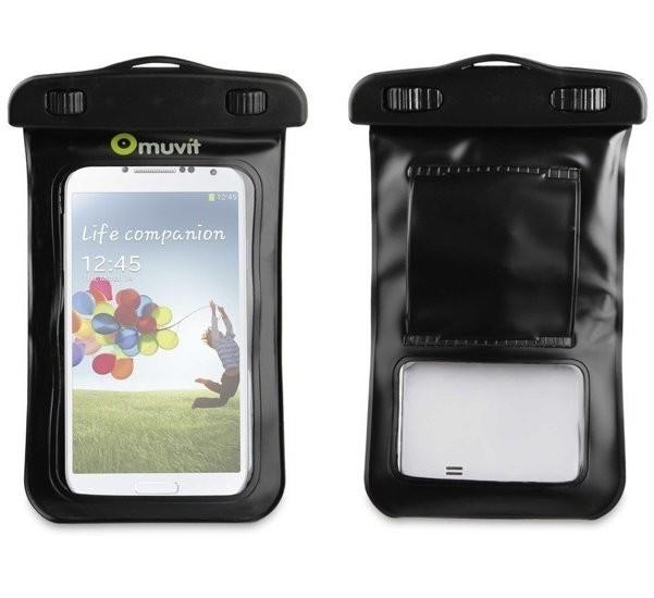 Muvit wasserdichte Smartphone Schutzhülle
