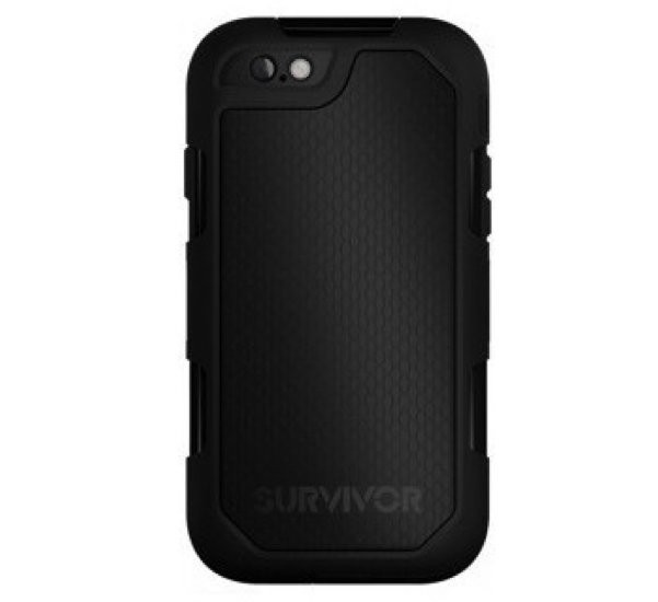 Griffin Survivor Summit case iPhone 6(S) Plus schwarz