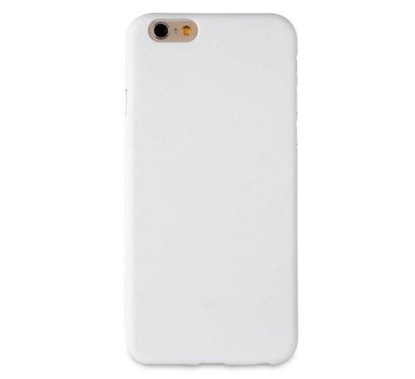 Muvit ThinGel Case iPhone 6(S) Plus weiß