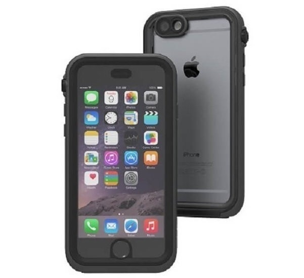 Catalyst waterproof Case iPhone 6(S) schwarz