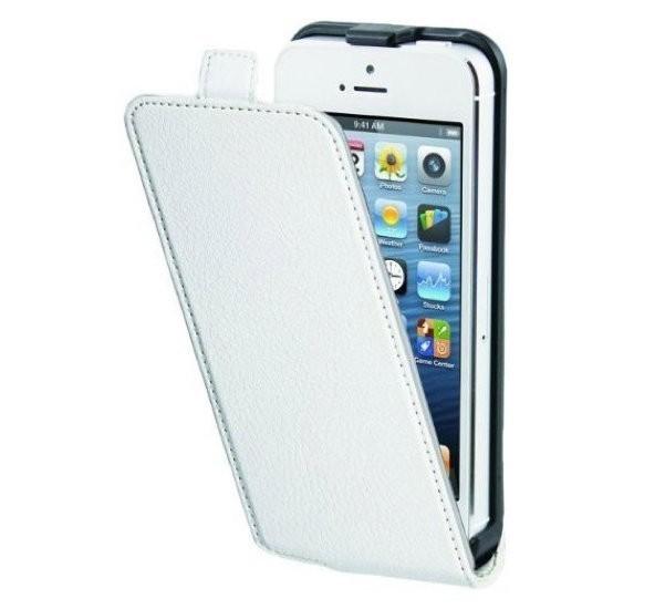 Muvit Slim Case iPhone 5(S)/SE weiß