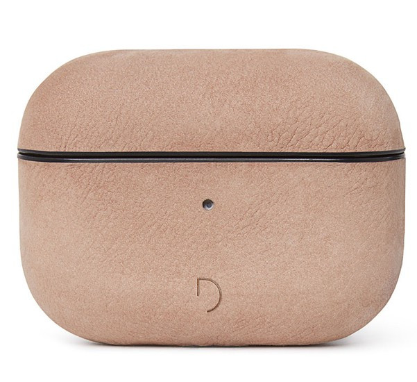 Decoded Airpod Pro Leather Case rosa