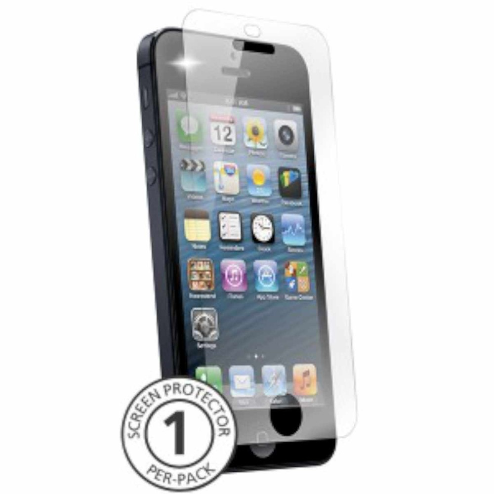 BodyGuardz Glas Displayschutzfolie iPhone 5(S)/C/SE