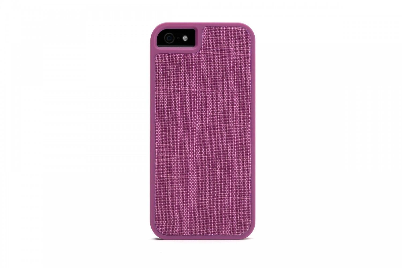 Booq Fibre Snapcase iPhone 5(S)/SE violett
