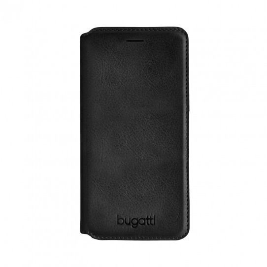 Bugatti Parigi Booklet Case iPhone 7 schwarz