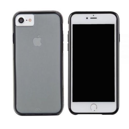 Case-Mate Naked Tough Case iPhone 6(S)/7 schwarz