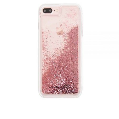Case-Mate Naked Tough Waterfall Case iPhone 6(S)/7 Plus Roségold