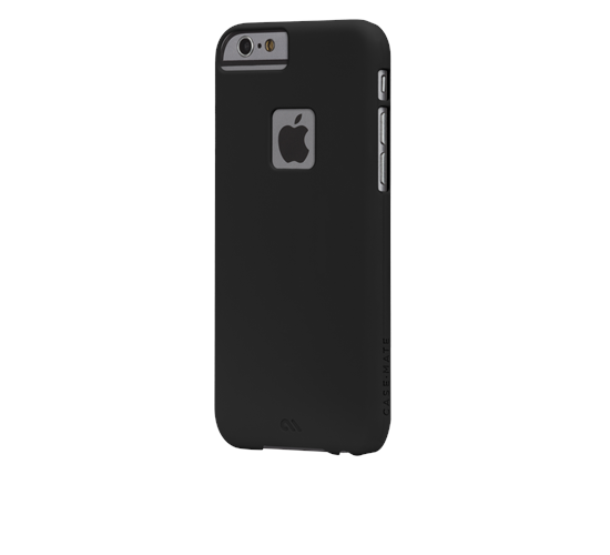 Case-Mate Barely There iPhone 6(S) schwarz