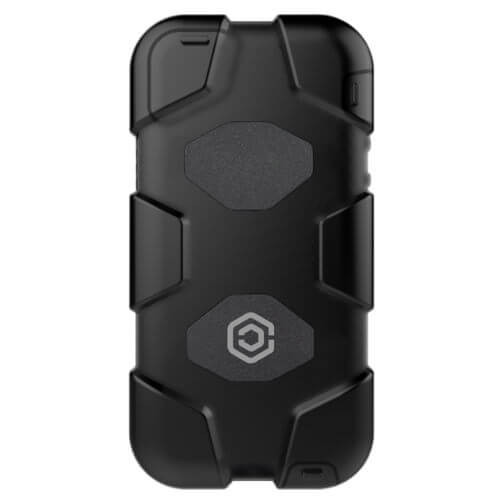 Casecentive Ultimate Hardcase iPod Touch 5 / 6 / 7 Schwarz