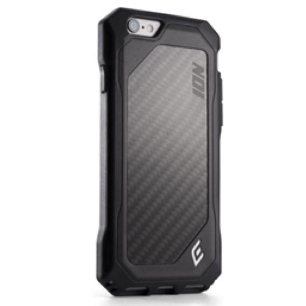 Element Case ION iPhone 6(S) schwarz
