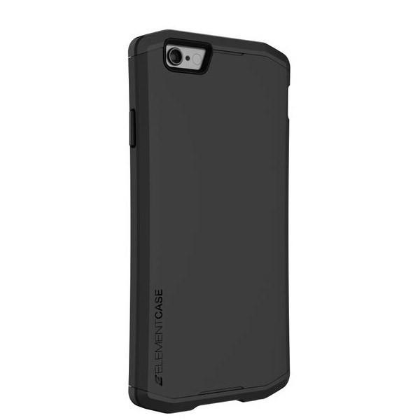 Element Case Aura (Solace Vibe) iPhone 6(S) schwarz
