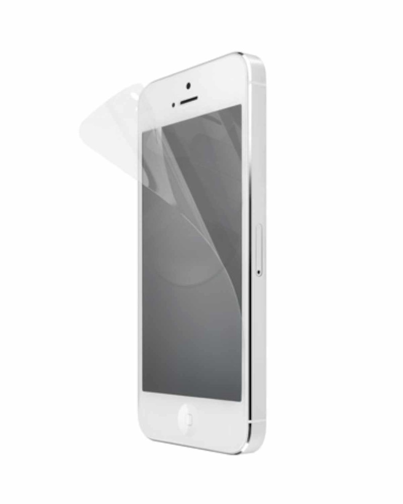 Displayschutzfolie iPhone 5(S)/SE antireflektierend (Vorderseite)