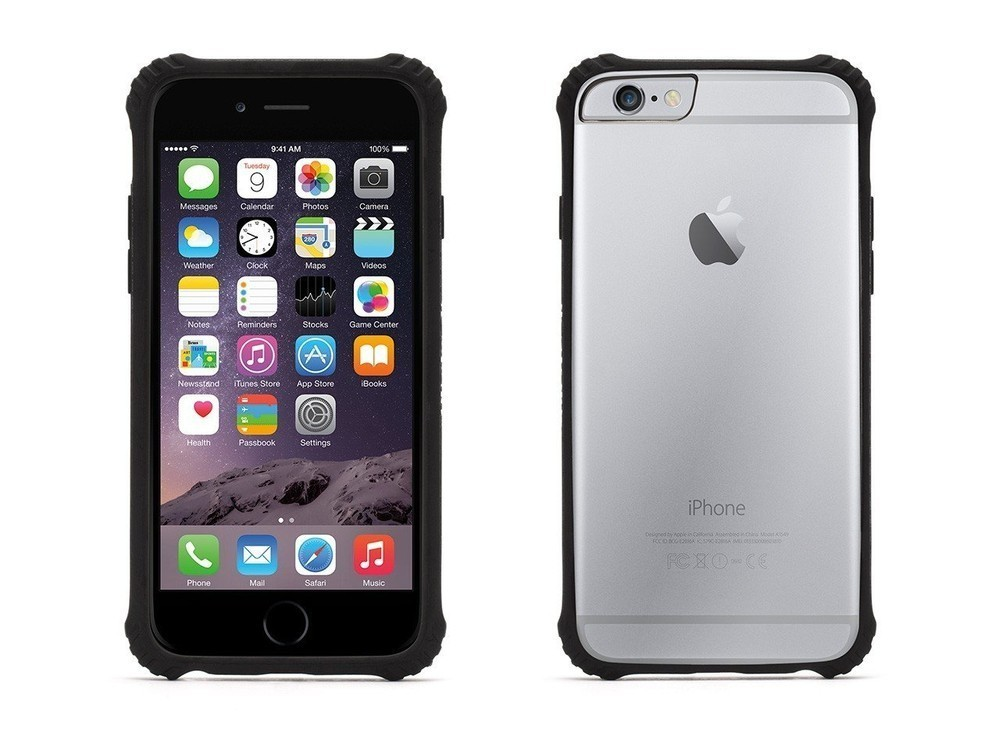 Griffin Survivor Core Hardcase iPhone 6 (S) transparent