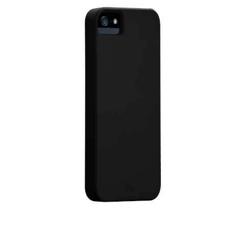 Case-Mate Barely There iPhone 5(S)/SE schwarz