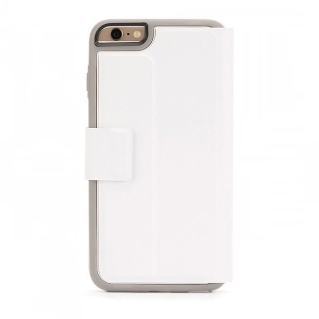 Griffin Identity Wallet iPhone 6(S) weiß