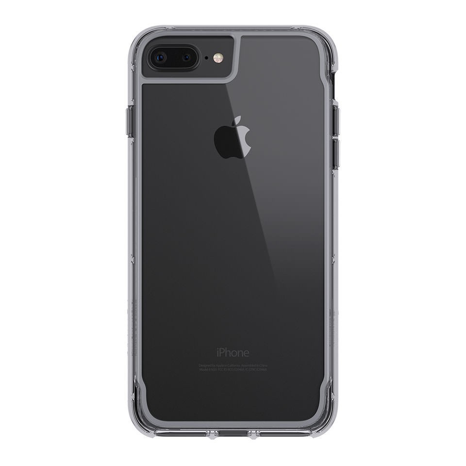 Griffin Survivor Clear iPhone 6(S) Plus / 7 Plus / 8 Plus