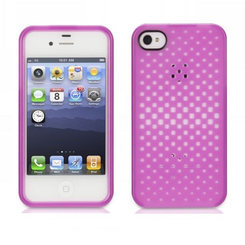 Grfiin iClear Air iPhone 4(S) Azalia