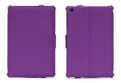 Griffin Journal Booklet case iPad Mini 1/2/3 Violett