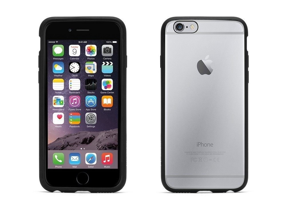 Griffin Reveal Hardcase iPhone 6(S) transparent