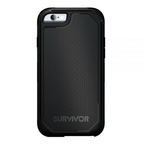Griffin Survivor Adventure Case iPhone 6(S) schwarz