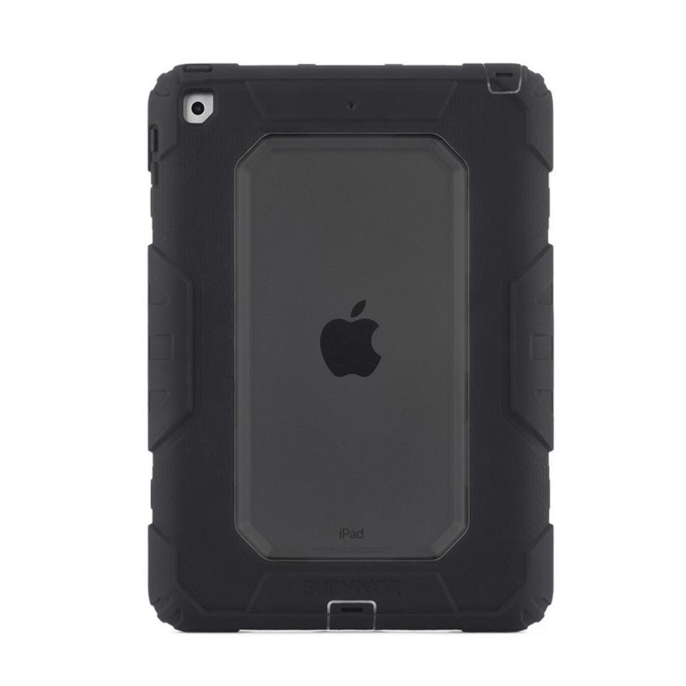 Griffin Survivor All-Terrain Case iPad 2017 / 2018 schwarz