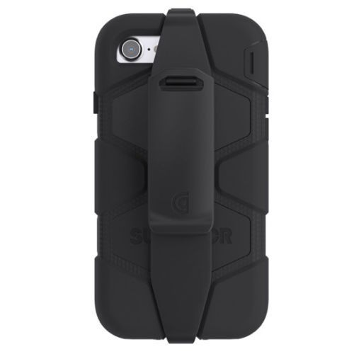 Griffin Survivor Hardcase iPhone 7 schwarz