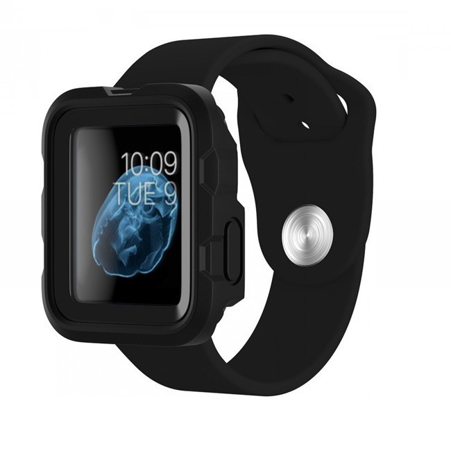 Griffin Survivor Apple Watch Hülle 42mm schwarz