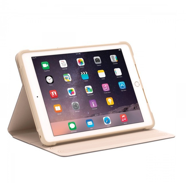 Griffin Turnfolio iPad Air 2 Silber/Grau