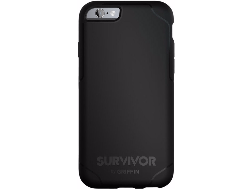 Griffin Survivor Journey iPhone 6(S)/7 Plus schwarz