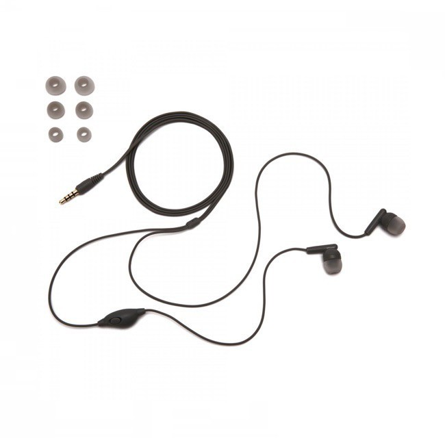 Griffin TuneBuds In-Ear Headset schwarz
