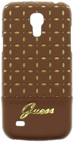Gianina Galaxy S4 Mini Hardcase Cognac