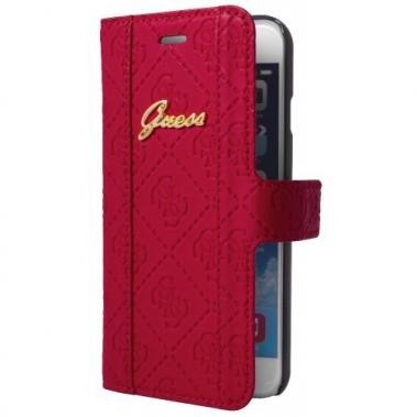 Guess Scarlett iPhone 6(S) Plus Folio Case rot