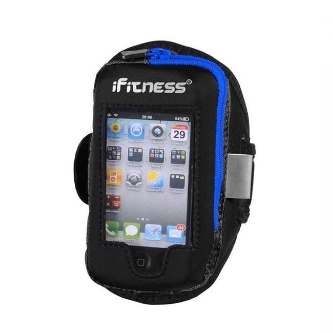 iFitness Sportarmband Large schwarz-blau
